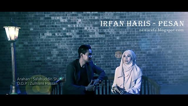 Kunci Gitar Irfan Haris - Pesan