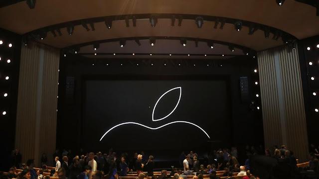 Presentación Apple en directo