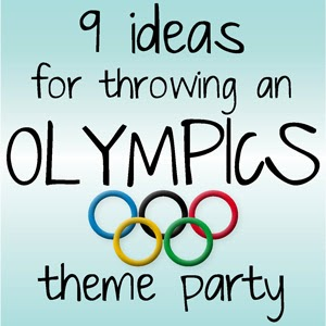 Kristina Does The Internets 9 Olympics Theme Party Ideas