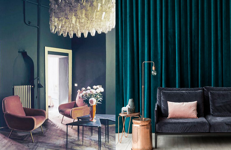 I Love That, Being Such A Versatile Colour With So Many Hues To Choose  From, Green Really Does Go With Any Interior Scheme; Whether It Be Luxe And  Glamorous ...