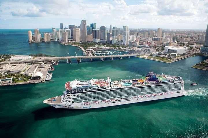 Os mais incríveis navios de cruzeiro do mundo