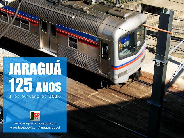 Dois grandes acidentes ferroviários marcaram a primeira década do bairro Jaraguá.