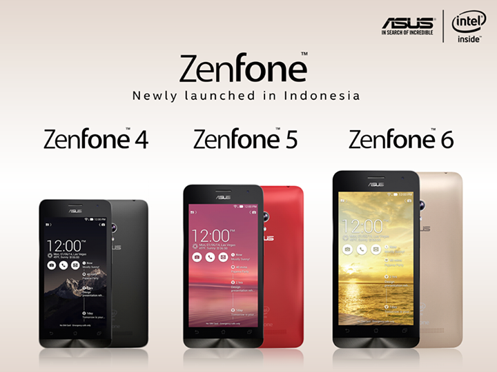 Asus Zenfone 4 5 And 6 Review