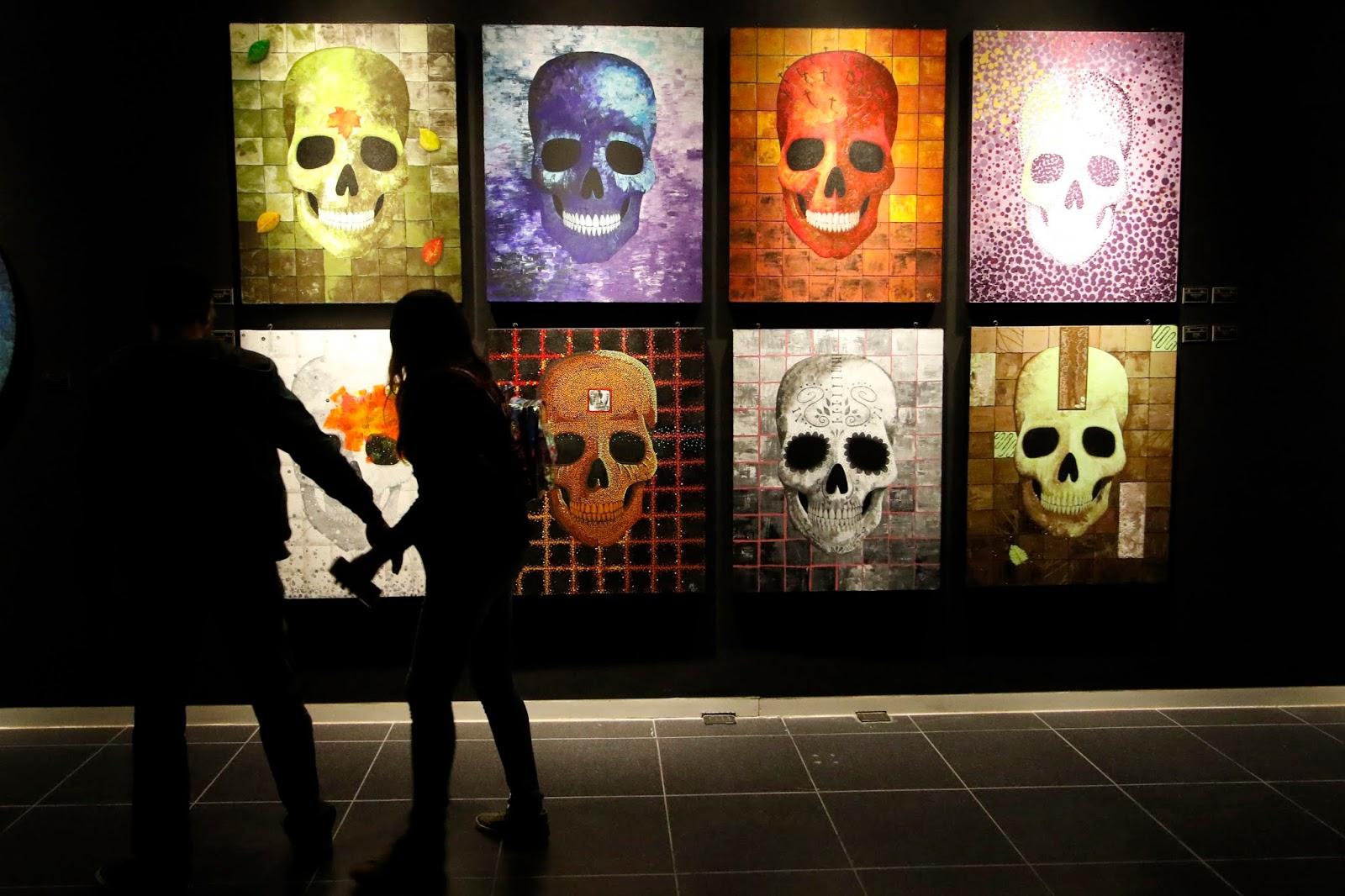 Museo Nacional de la Muerte en Aguascalientes.