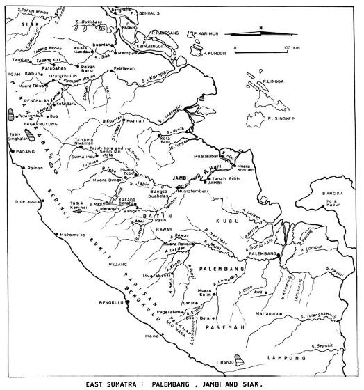 Geografika Nusantara: The Ancient Kingdoms of Sumatra