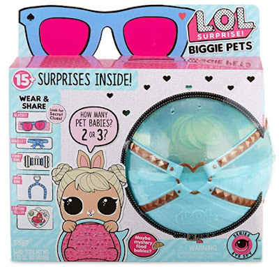 L.O.L. Surprise Biggie Pet Cottontail Q.T.