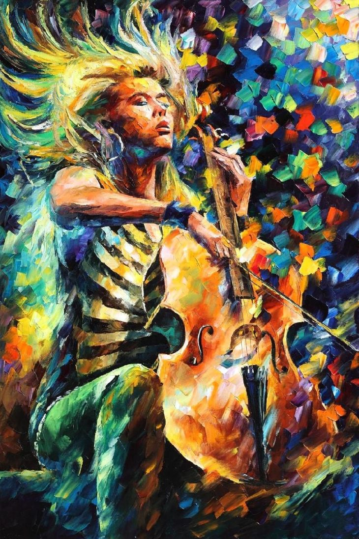 41 Most Beautiful Oil Paintings | ALL PHOTOZ