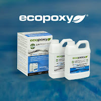 UVPoxy resin from EcoPoxy at HalfBakedArt in US