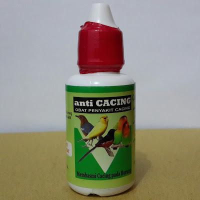 Anti Cacing (Obat Penyakit Cacing)