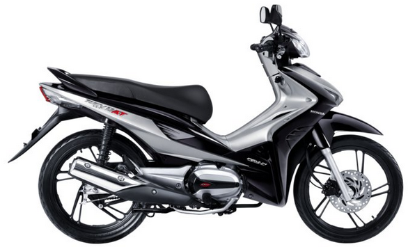 Gambar HONDA REVO TECHNO AT