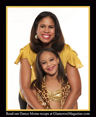 Holly and Nia Frazier from Dance Moms