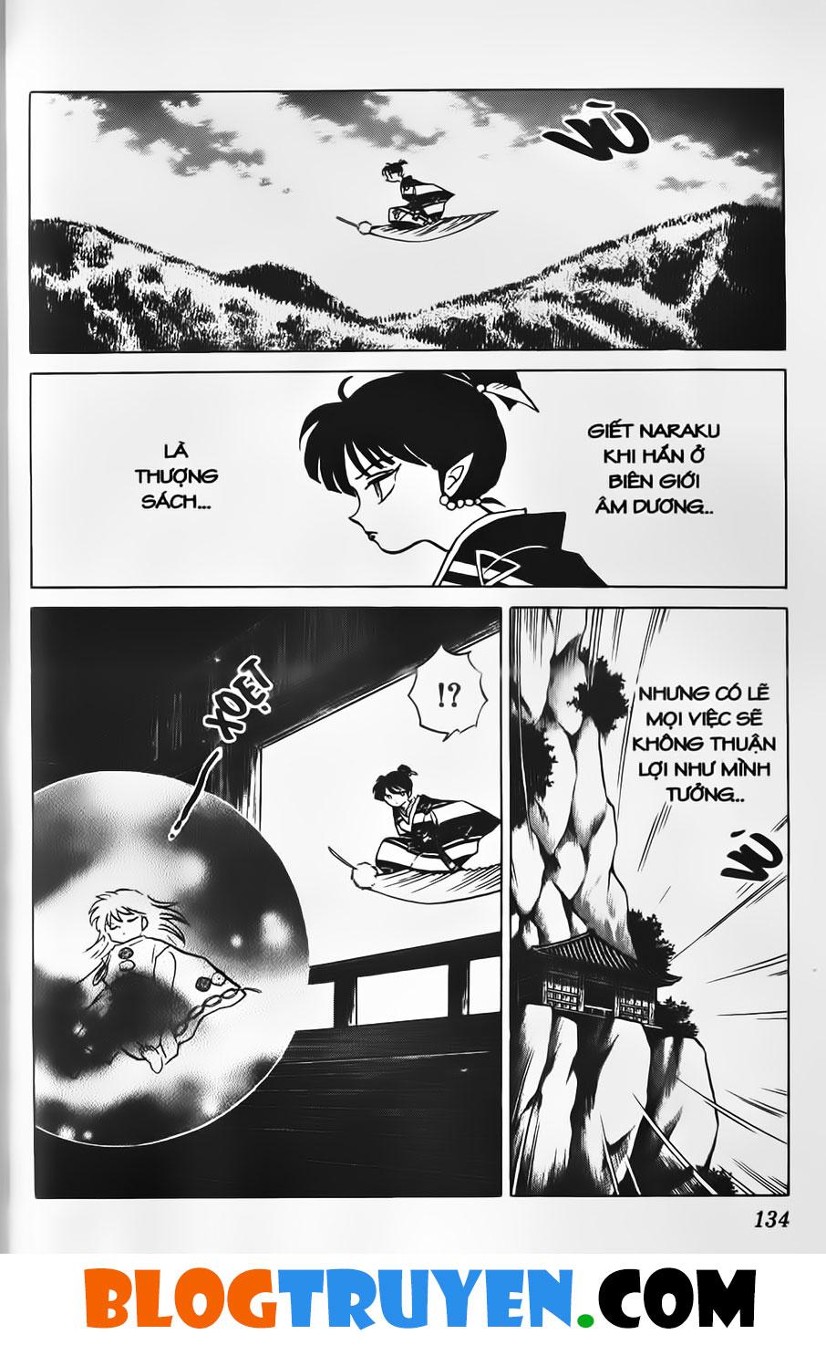 Inuyasha vol 33.8 trang 3