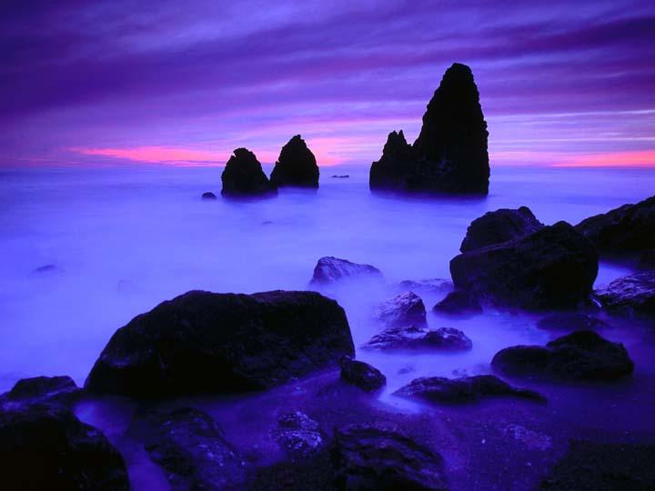 plaj manzara resimleri