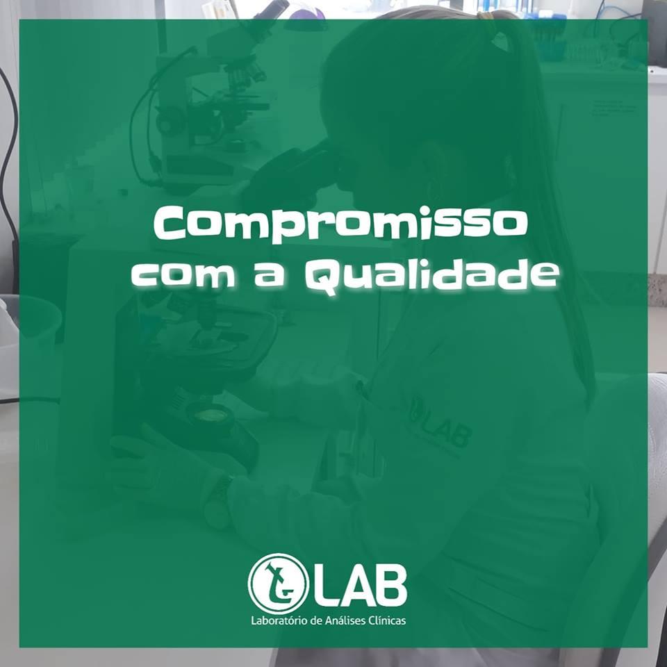 Laboratório LAB – Inovação, compromisso e qualidade