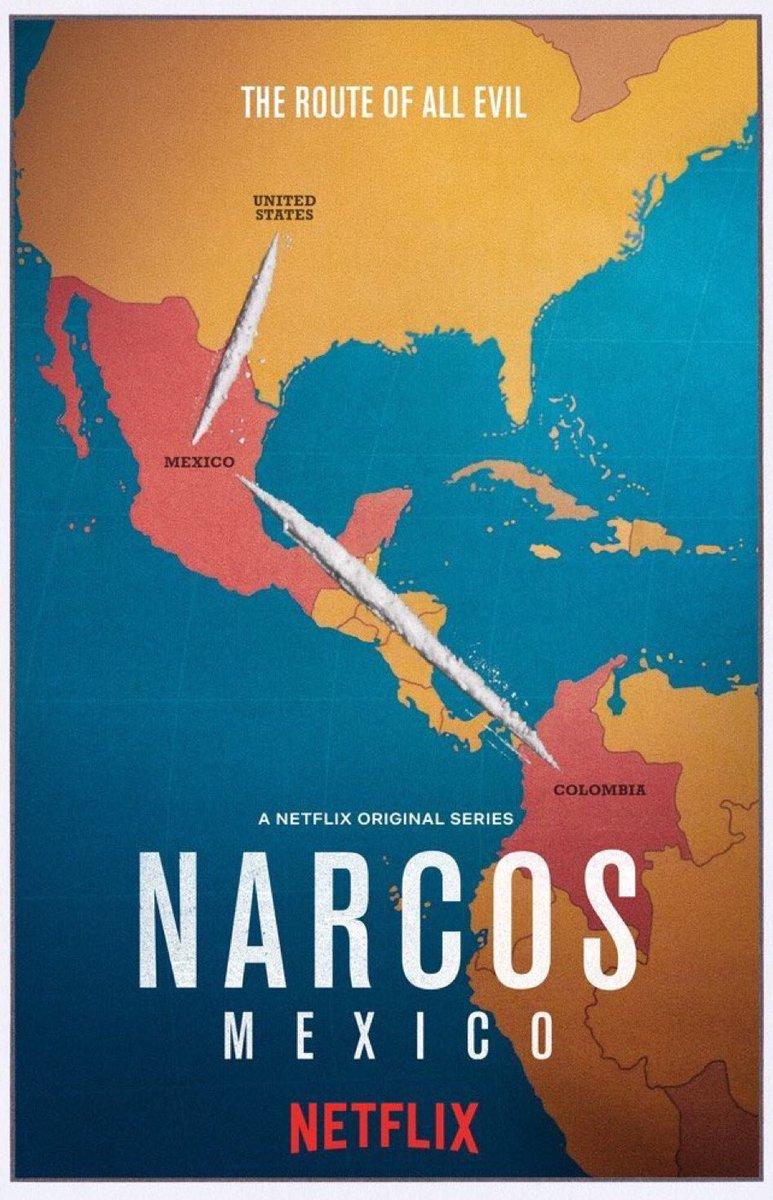 Narcos Mexico Latino // Subtitulado // Castellano 720p