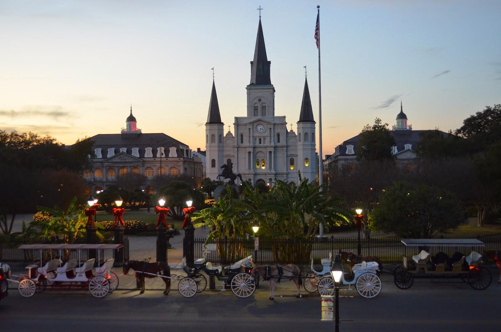 Czym urzekł nas Nowy Orlean?