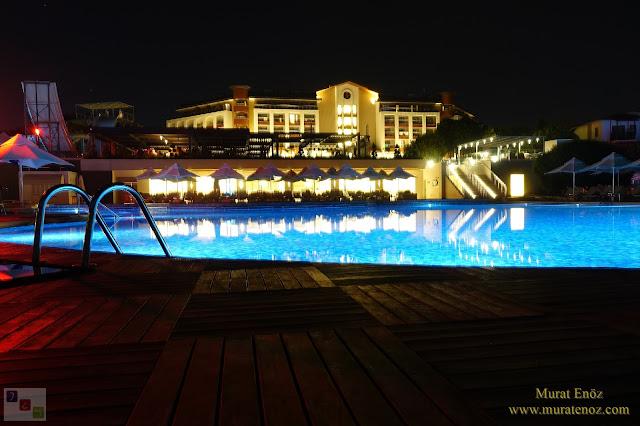 Otel Voyage Sorgun - Club Voyage Sorgun - Voyage Sorgun Hotel Side