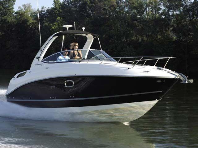 Sea Ray 265 Sundancer- A New Boat in Sea Ray's Fleet | Boats