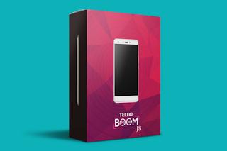 better design for the tecno boom j8