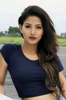 Samragyee Rajya Laxmi Shah Cute Beautiful