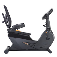 Lifecore Fitness 860RB Recumbent Exercise Bike, features reviewed and compared with 860RB
