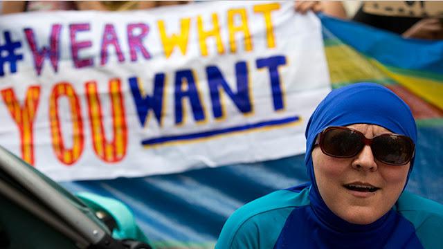 La Justicia francesa suspende prohibición del 'burkini' en todo el país