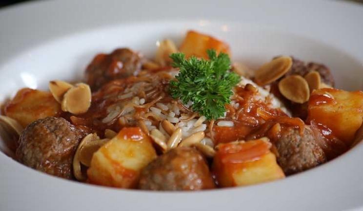 F Dawood Chicken Lebanese Main Dish Rec...