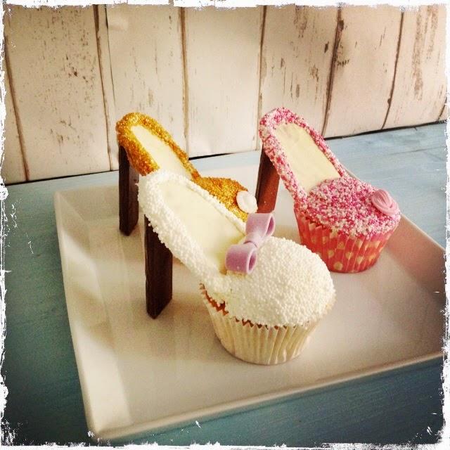 High Heels Cupcakes Rezept Dr. Oetker | General | Cupcakes