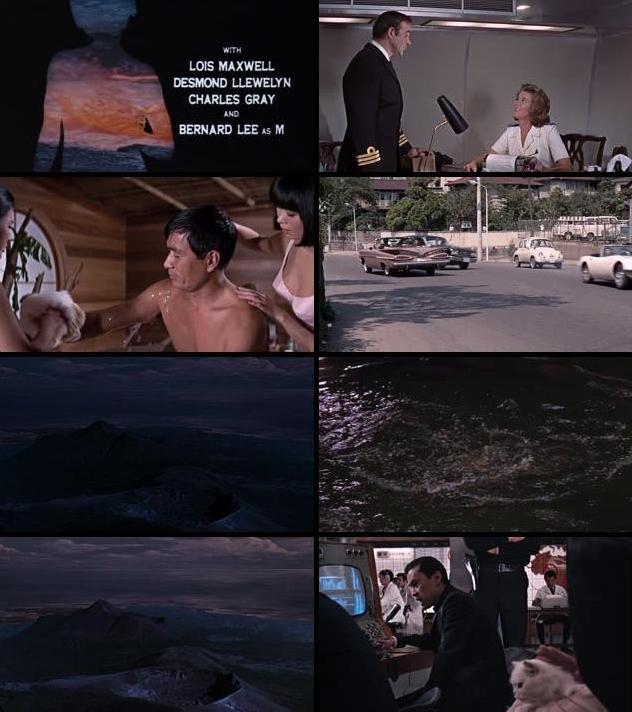 James Bond You Only Live Twice 1967 Dual Audio Hindi 480p BluRay 350mb