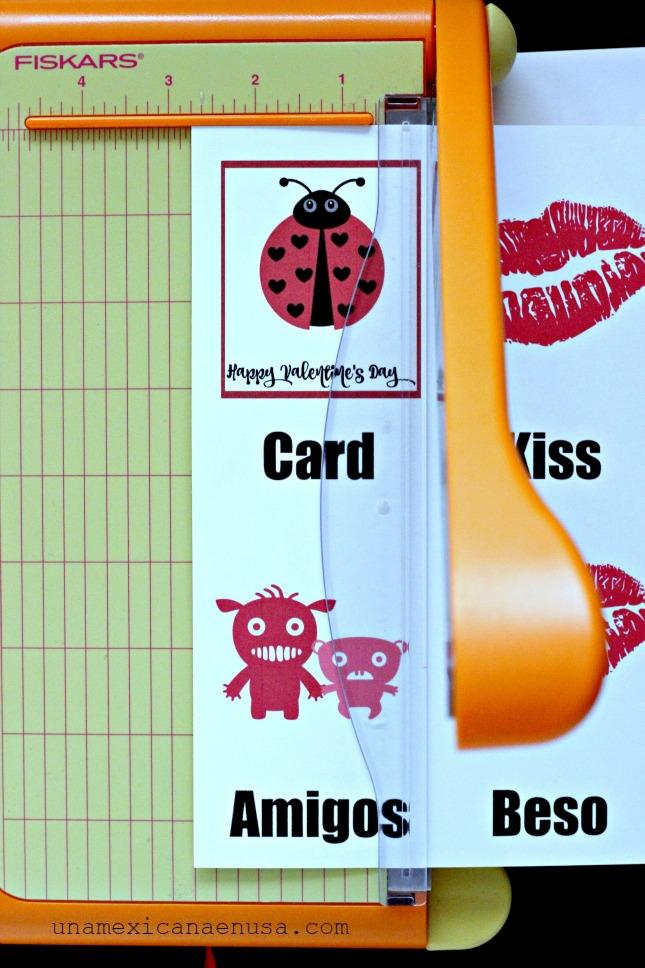 Memorama bilingüe para el día de San Valentín  by www.unamexicanaenusa.com
