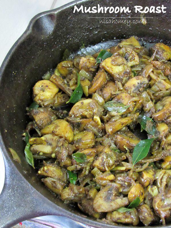 mushroom roast
