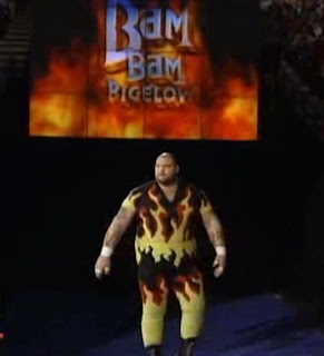 WWF/WWE ROYAL RUMBLE 1993 - Bam Bam Bigelow makes his PPV debut as a heel