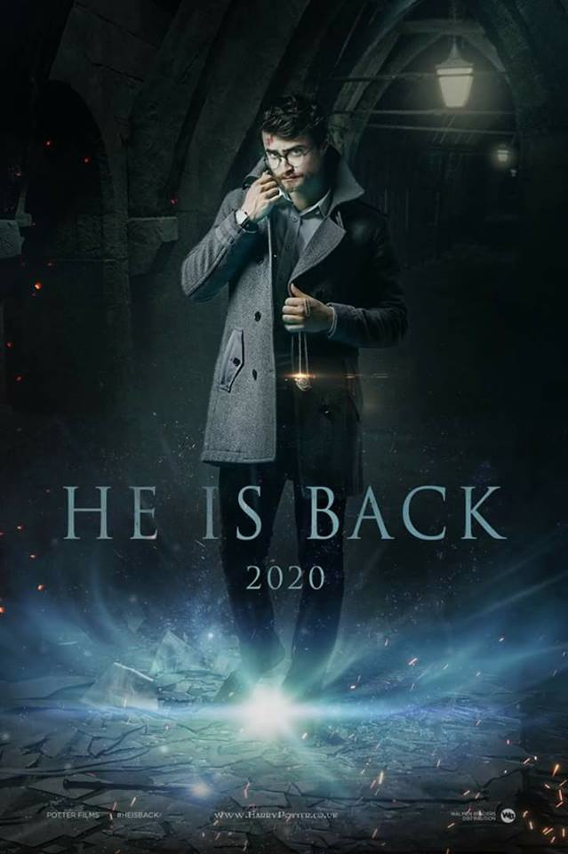 he is back in 2020 harry potter and the cursed child techline zone