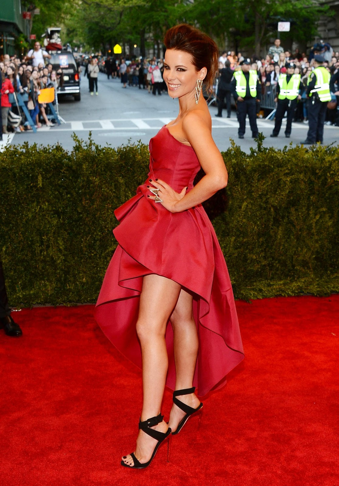 Kate Beckinsale - 2013 Costume Institute Gala | Just FAB
