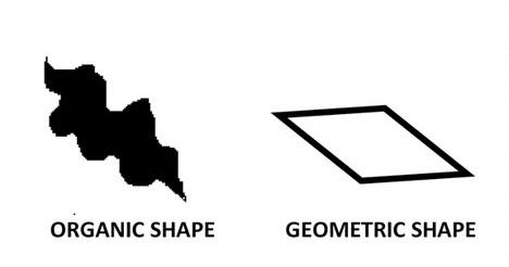 Design Ideas and Principles: Organic Shapes Versus