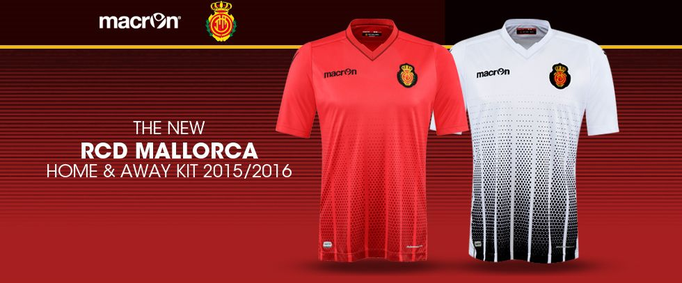 RCDマヨルカ 2015-16 ユニフォー...