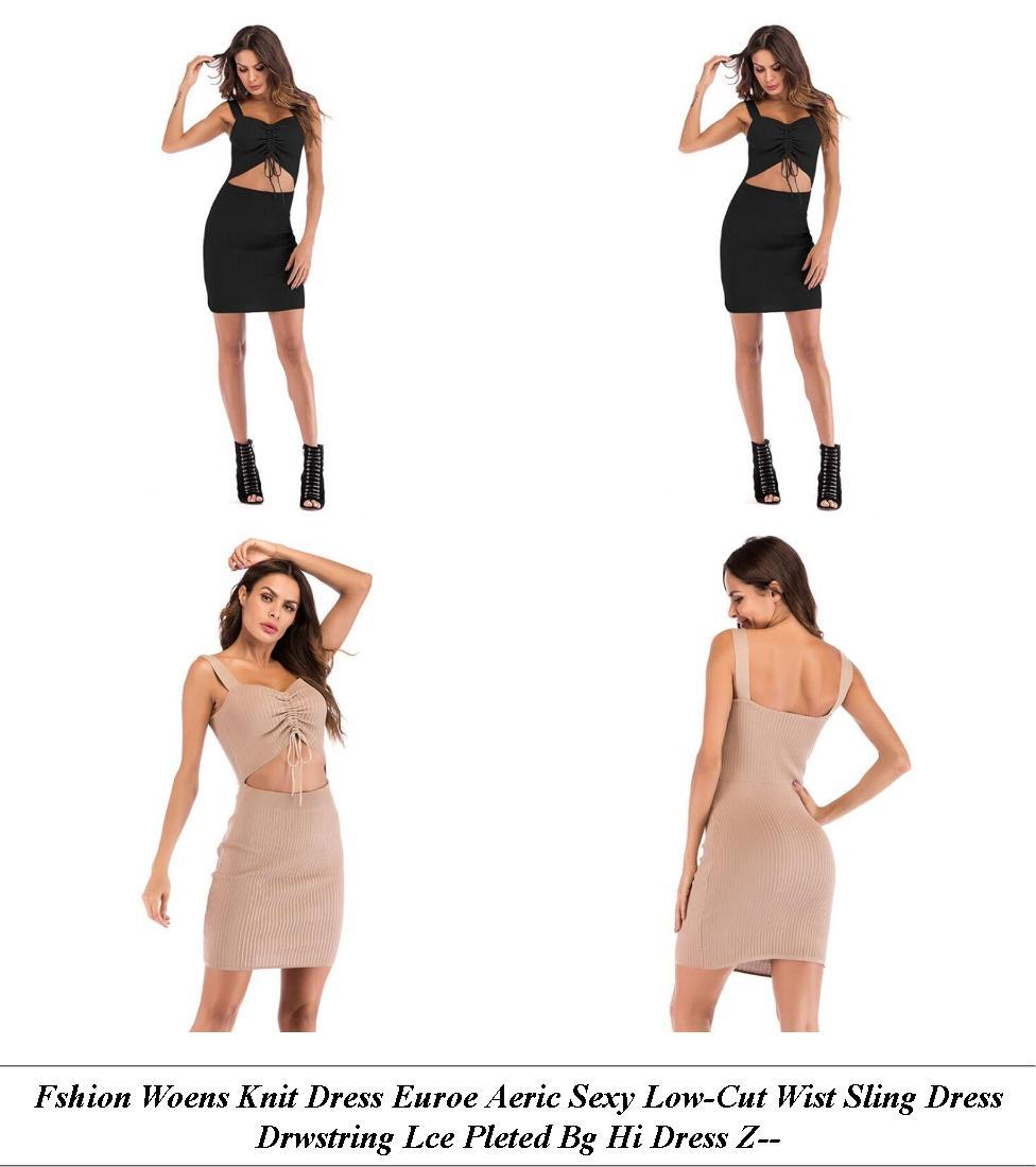 Indian Dresses - Us Sale - Little Black Dress - Cheap Designer Clothes