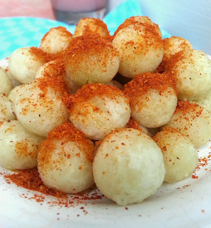 spesialresep.com - Cara Bikin Cimol makanan khas bandung Cimol Basah