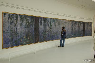 Orangerie - Monet'in lummetaulu