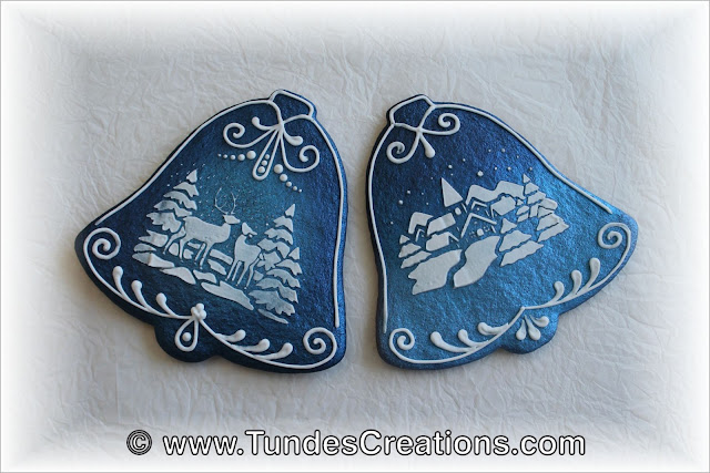 Bell cookies by Tunde Dugantsi
