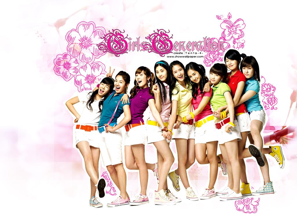 Girls Generation: Girls Generation Wallpapers