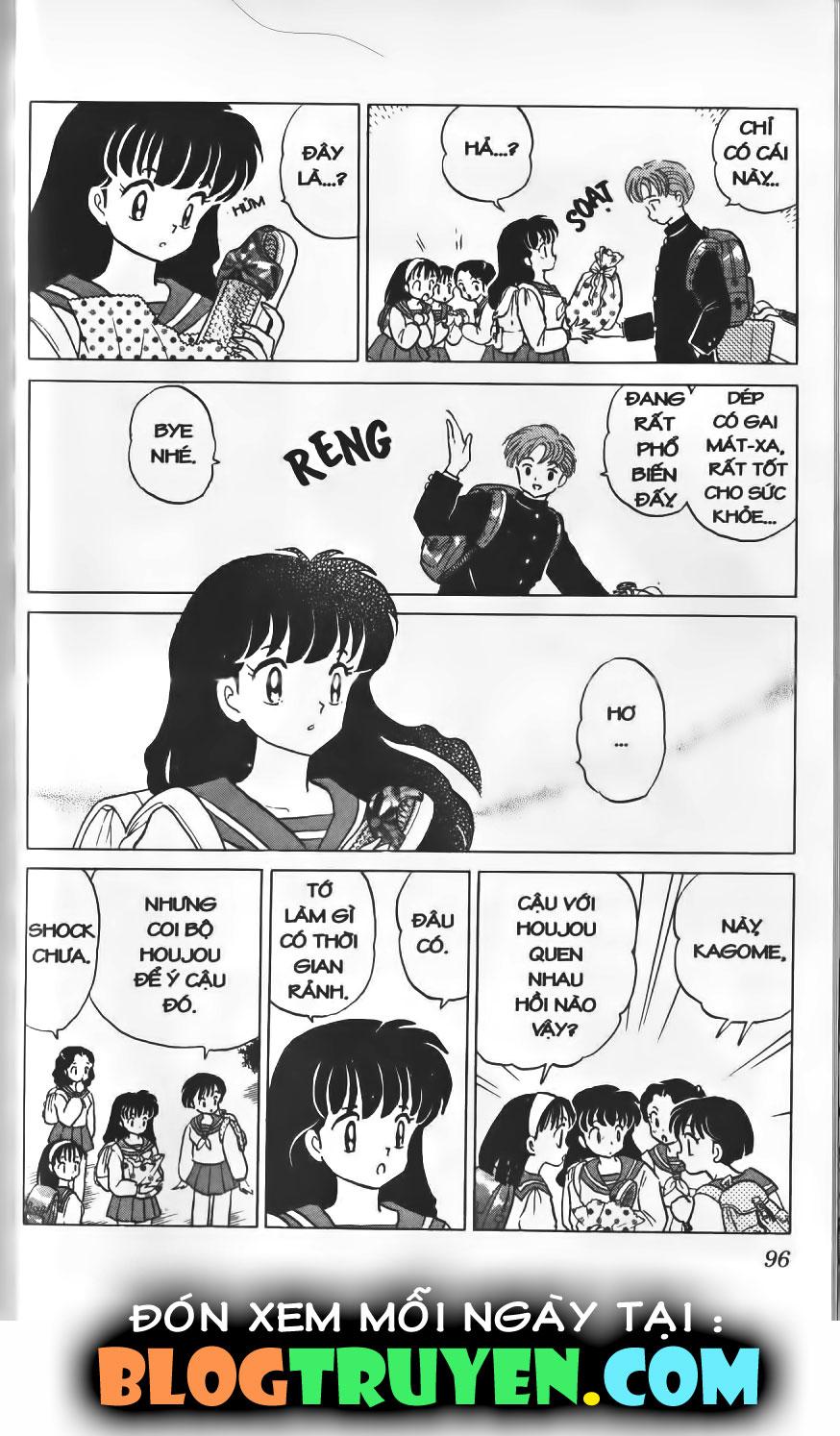 Inuyasha vol 03.5 trang 15
