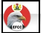 EFCC Recruitment 2017 – Detective Assistant and Detective Inspector Osun State