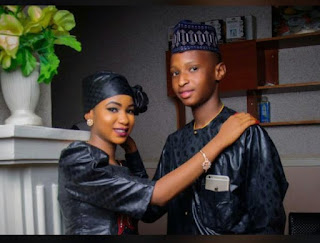 """This """"Teenage"""" couple's pre-wedding photos are causing a stir online"""