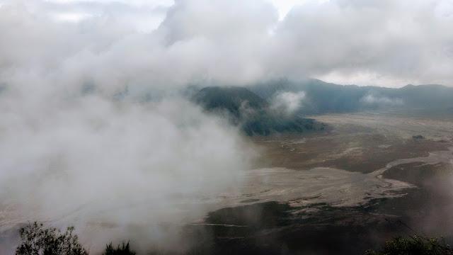 Parque Nacional Bromo-Tengger-Semeru. Seruni Point II.