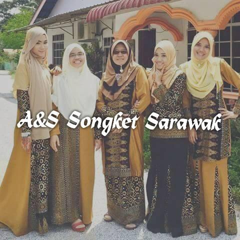 AS Songket Sarawak