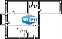 Wi-Fi в квартире