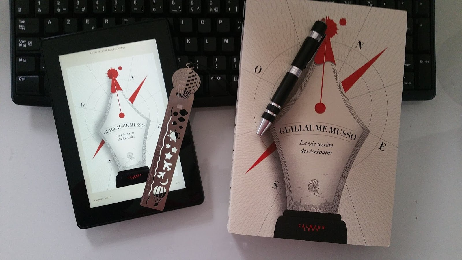 La Vie Secrete Des Ecrivains Guillaume Musso Happy Manda