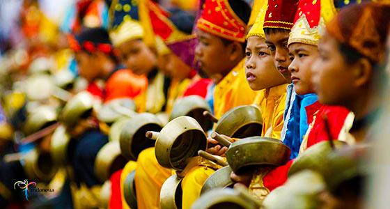 Talempong Alat Musik Tradisional Dari Sumatera Barat
