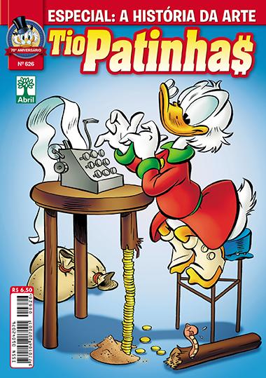 Reviews revista Tio Patinhas TP626c01